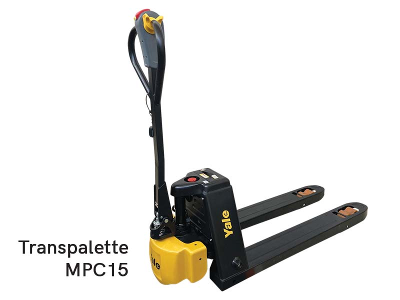 Transpalette MPC15